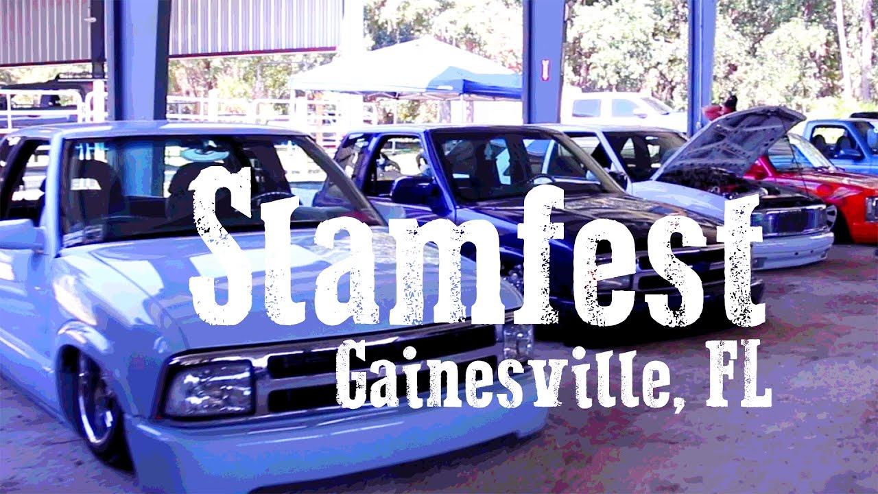Slamfest Car And Truck Show Gainesville Florida YouTube - Car and truck shows near me
