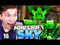 DIE TERRA-RÜSTUNG IST FERTIG! & ALLIANZ MIT ANDEREN INSELN?! ✪ Minecraft Sky  #18 | Paluten