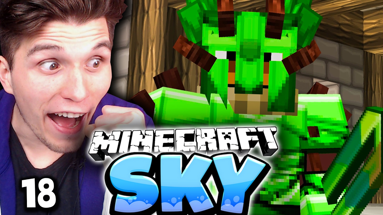 Minecraft: DISFARCE DE TERRA ! - SKY WARS LUCKY Ep. 1 ...