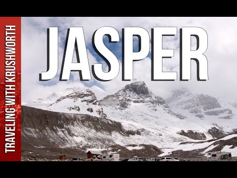 Jasper Alberta Canada travel guide video (tourism) | Jasper National Park (Top things to do)