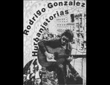 Rodrigo Gonzalez - No tengo tiempo (de cambiar mi vida)