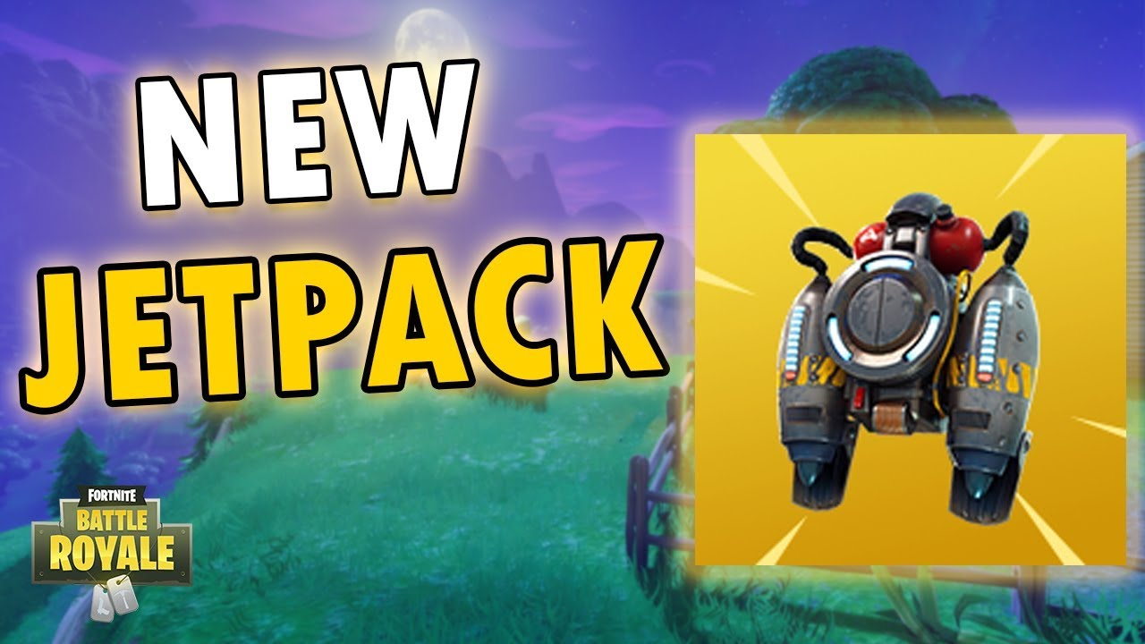 Fortnite Battle Royale Is Getting Jetpacks Soon The Tech Game This item has been made unavailabe in standard playlists to balance the loot pool. fortnite battle royale is getting