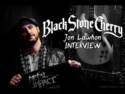 BLACK STONE CHERRY - Jon Lawhon (Metal Impact Interview / 2016-02)