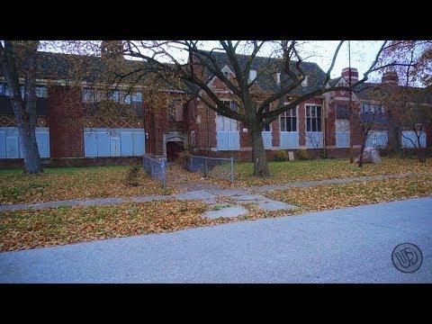 Abandoned Elementary School | Urbex Places | Detroit, Michigan