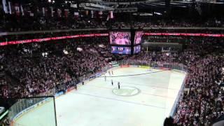 MS v hokeji 2015 Praha - Česko x Švédsko, gól Červenka