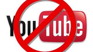 Как удалить YouTube Канал