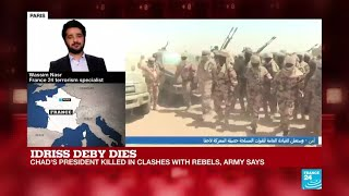 Idriss Deby dies: Chad's President death raises security concerns in Sahel