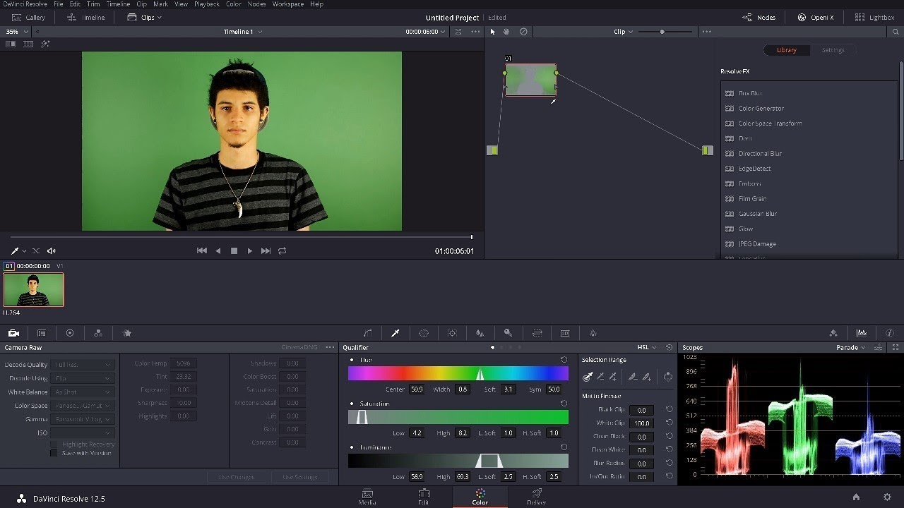 free chroma key software for windows 7