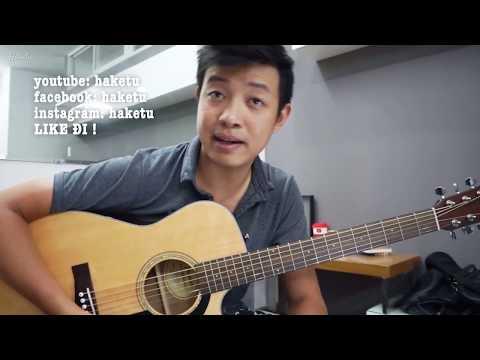 Haketu Review Guitar Fender CC-60SCE - Giá sốc trong giờ vàng!