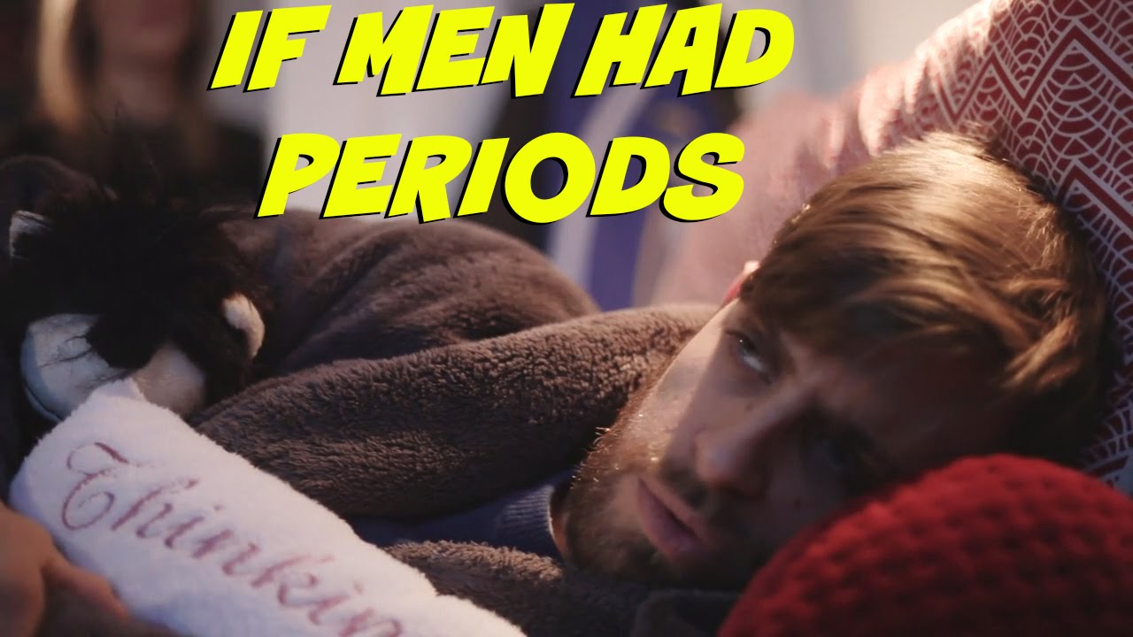 what is a man period