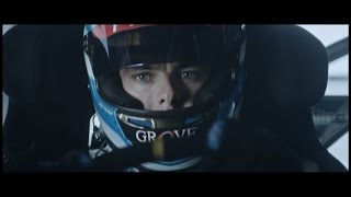 Scott McLaughlin u0026 Motorsport Race Take-Off  | Rexona Pressure Athletes