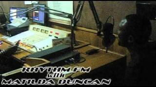 Mo Eazy at Rhythm Fm and Kiss Fm