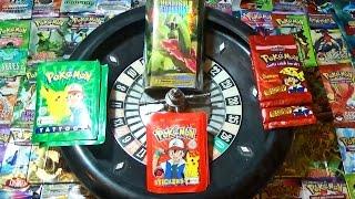 # RANDOM OPENING 7 # Ouverture de boosters Pokemon Spéciaux / Stickers Pokemon / Deck Pokemon !