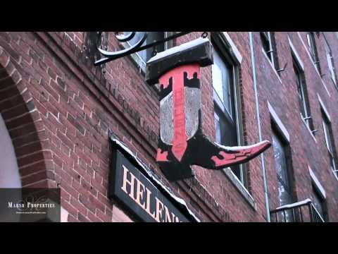 Boston's Beacon Hill Neighborhood
