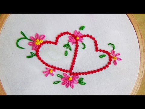 Hand Embroidery: Bead stitch (Moti Tanka)