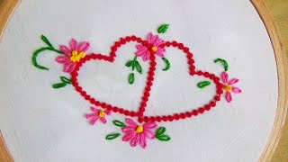 Hand Embroidery: Bead stitch (Moti Tanka)