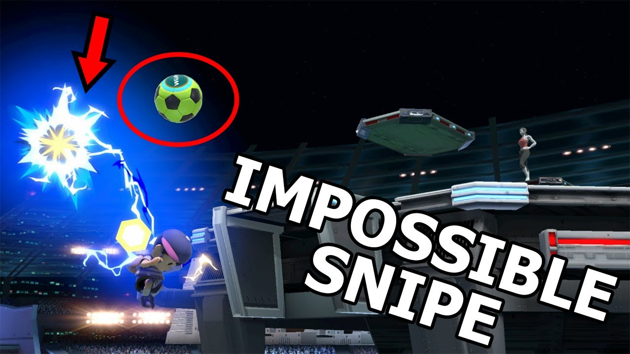 Most Skillful Snipes in Smash Ultimate #10