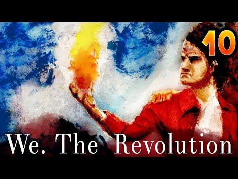 LA GALERIE EST REMPLIE DE PÉGUS !!! -We.The Revolution- Ep.10 avec Bob Lennon