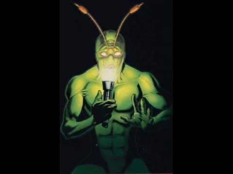 DC Universe Online - Ambush Bug Voice Clips