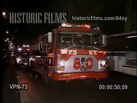 1 ALARM FIRE 131 STREET & BROADWAY, MANHATTAN