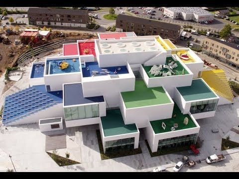 LEGO House Opens Its Doors to the Public with Incredible Creative Experiences for All Ages