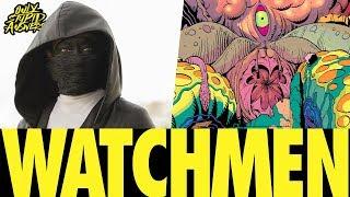 Watchmen HBO - Raining Squid Theory + Ozymandias' Plan!