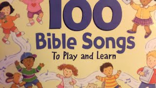 100 Bible Songs Book And Piano To Play And Learn