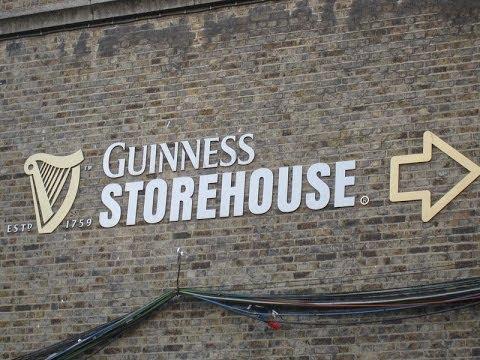 Dmitry Klokov - Dublin, GUINNESS Storehouse