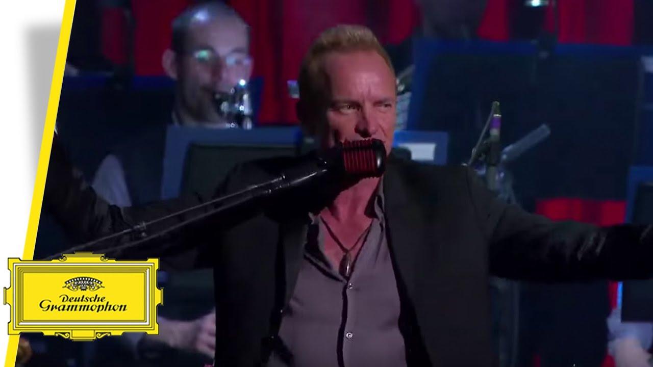 Sting - Desert Rose - Royal Philharmonic Concert Orchestra (Live in Berlin)