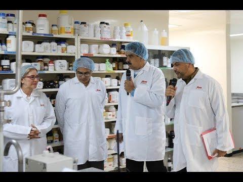 Nicolás Maduro realiza Jornada de Salud y visita a SM PHARMA en Zulia, 6 febrero 2019