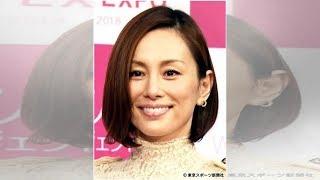 """米倉涼子 """"脅威""""を感じる女優は「黒木華」"""