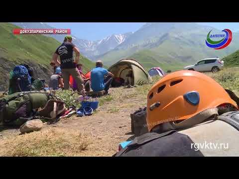 Фестиваль Ярыдаг собрал в Дагестане любителей экстрима со всей России