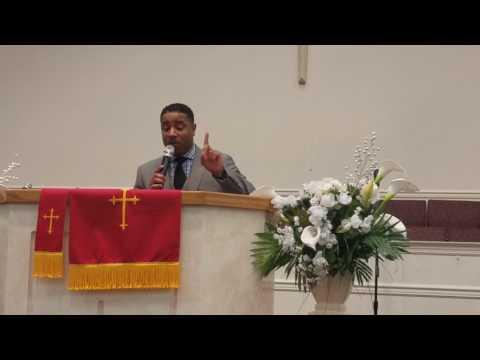 Pastor Cory Jones