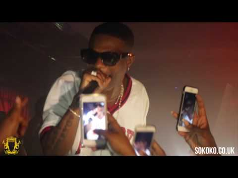 Wizkid performs Come Closer Live in London #SFTOS Party | @wizkidayo @sokokoblog