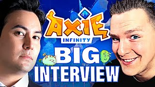 NFT GOLD MINE... AXIE INFINITY SPEAKS OUT!! Listen for free alpha...