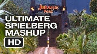 Steven Spielberg Ultimate Mashup - Jurassic Park, E.T. The Extra-Terrestrial