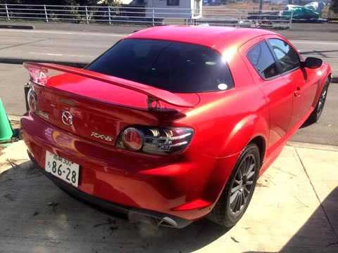 Used Mazda Rx8 Cars For Sale SBT Japan