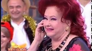 Alexandru Arsinel și Stela Popescu, scenetă de revelion (2016)