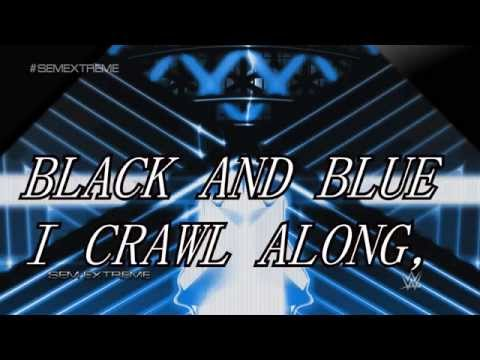"WWE: ""Black and Blue"" - Smackdown Official Bumper Theme Song 2014/2015 + [Lyrics]"