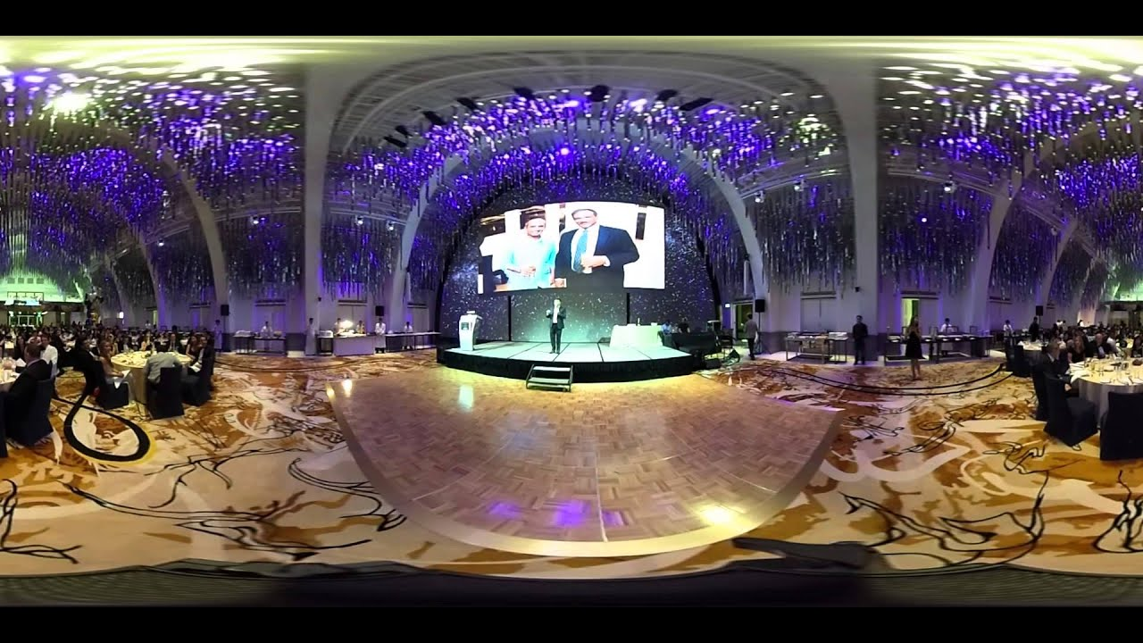 Ricoh Theta S 360 Corporate Function On 4 Dec The South Beach Singapore