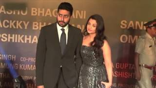 Aishwarya and Abhishek Bachchan fighting over lipstick. DAMN FUNNY!