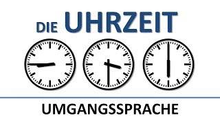 Dieses videos zeigt dir, wie du die uhrzeit auf deutsch in der umgangssprache angibst. this video shows you how to state the colloquial time german.Это ви...
