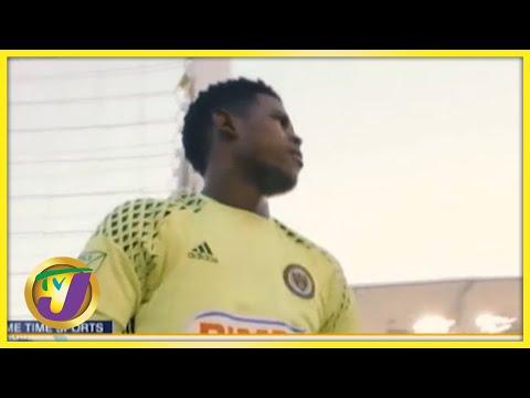Reggae Boyz Captain Blake Selected for MLS All Star