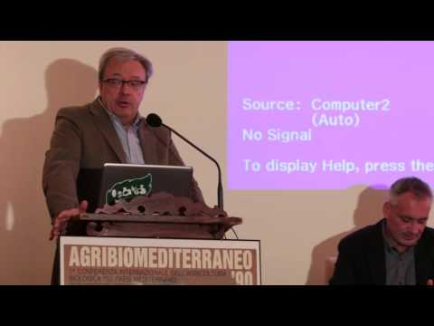 Agroecology for Organic Agriculture in the Mediterranean - Principle of Ecology - Part 1 of 5