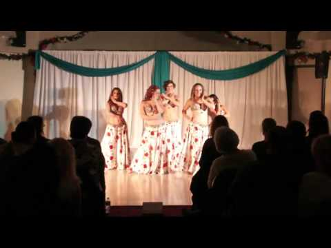 Dounia Dance Collective performs Opah by Dr. Samy Farag in Victoria, BC