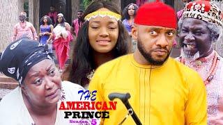 THE AMERICAN PRINCE  Season 5 - Yul Edochie2019 Latest Nigerian Nollywood Movie