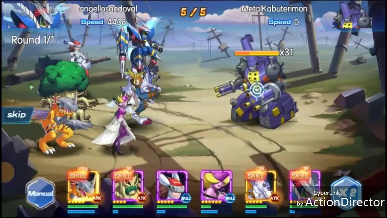Digimon Evolve Monster 2 Youtube