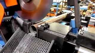 Scotchman HFA CNC Automatic Cold Saw - NEW! CNC