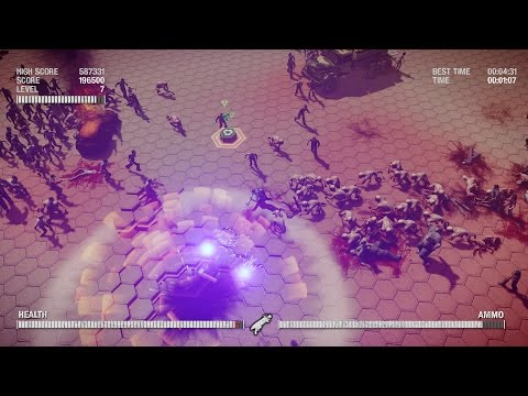 #KillAllZombies Review - Playstation 4