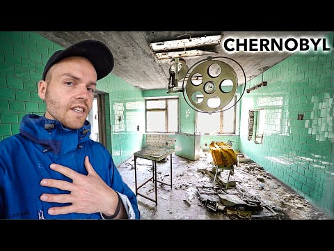 Inside Chernobyl's Empty Hospital (surreal experience)